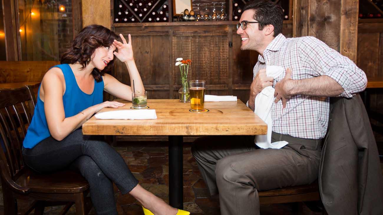 az ex volt már valakivel randizni hogyan lehet tudni, hogy készen áll-e a randevú újrakezdésére