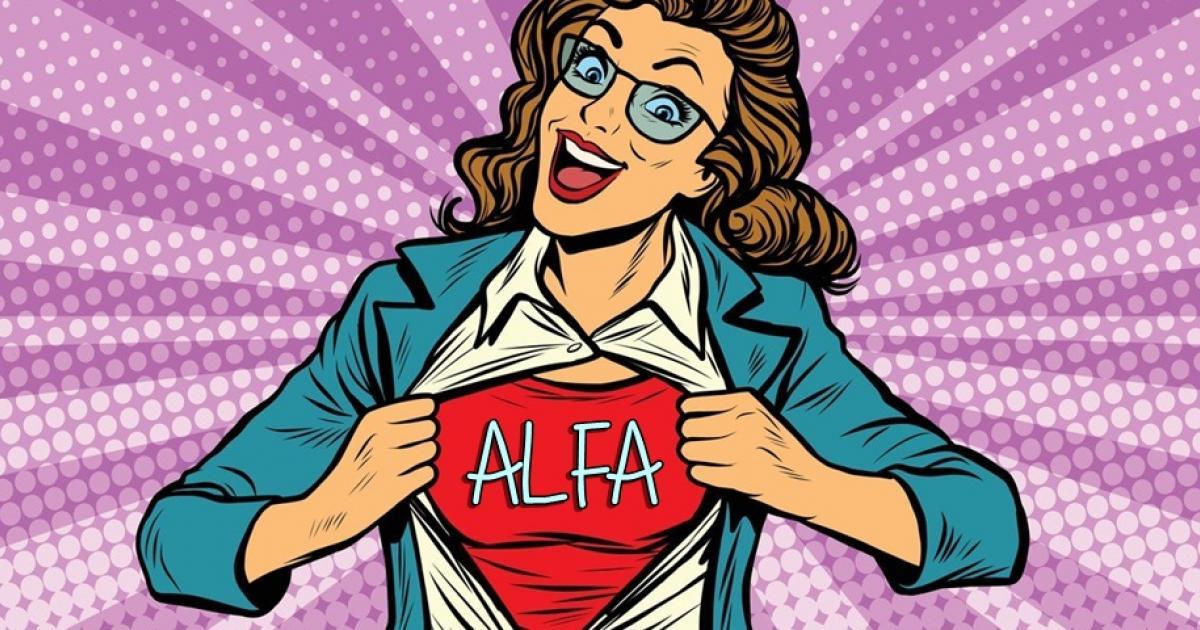 alfa nő zsírégető